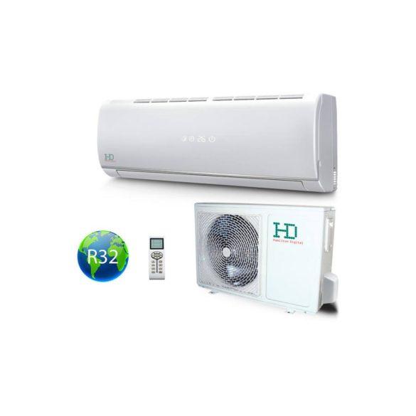 HD HDWI-126D/HDOI-126D MAXIMUS 3.5 KW -OS OLDALFALI SPLIT KLÍMA CSOMAG