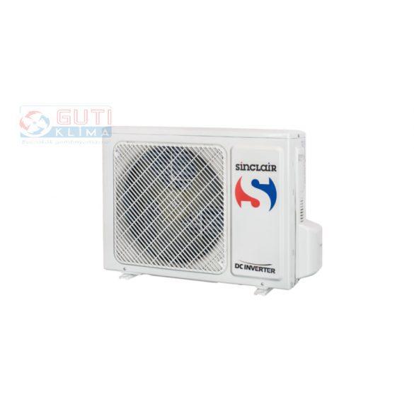 SINCLAIR FOCUS PLUS ASH-09BIF2 2,5 kW mono oldalfali klíma szett